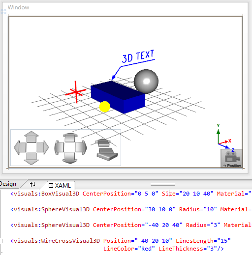 3D Objects in Visual Studio 2010