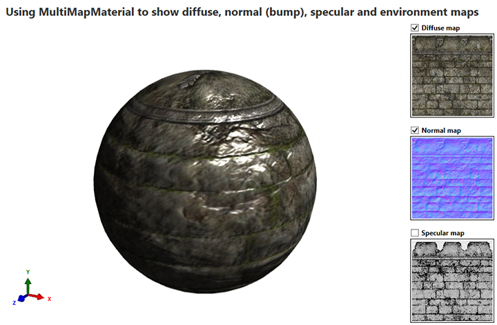 DirectX 11 normal or bump mapping with DXEngine