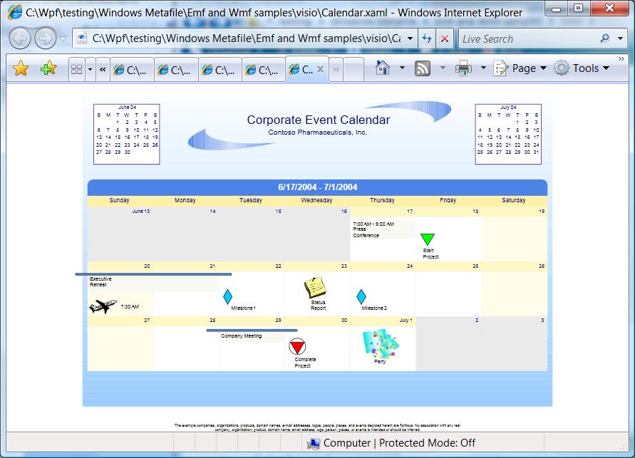 Convert clipboard and metafiles into XAML for WPF, Silverlight or
